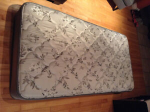 Twin Mattress is Good Condition Must Sell