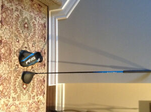 Ping G-LS Tec Driver for sale (Left hand)
