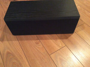 Psb speaker (2) and centre unit and sub woofer