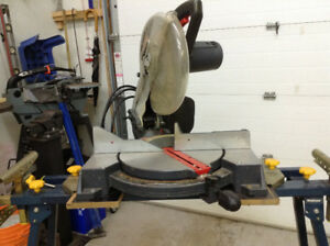 "12"" SEARS CRAFTSMAN COMPOUND MITRE SAW (PROFESSIONAL)"