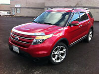 2011 Ford Explorer Limited SUV, Crossover Loaded