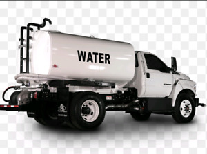 Wanted : Water Hauling Business