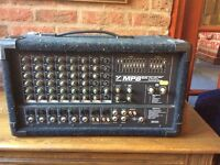 Yorkville MP8dx Powered Mixer