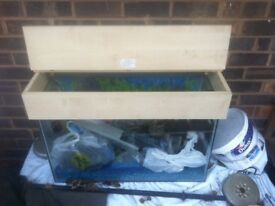Fish tank joblot