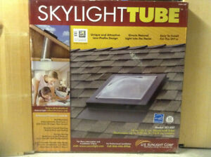 Skylight tube