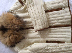 Michael Kors Creme coloured Jacket Oakville / Halton Region Toronto (GTA) image 1