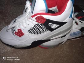 Jordan What the air Jordan retro 4