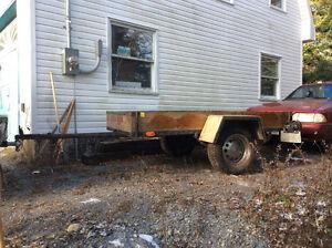 Utility trailer  4ft x 8ft