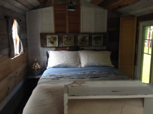 CABIN RENTAL sleeps 2 /in Severn Bridge