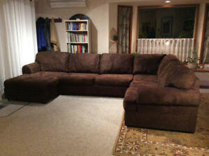 Contemporary Design 3 Piece Sectional