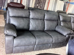 New 3 piece reclining couch set - Delivery Available