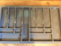 Kitchen cutlery tray - brand new - to fit 900mm drawer