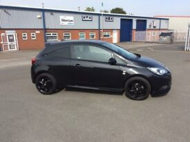 Vauxhall Corsa 1.4 limited edition
