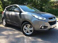 Hyundai ix35 1.7CRDi 16v ( 2WD ) Style 5 Door Family Car Cheap Road Tax