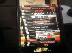 PS2 package **32 games**