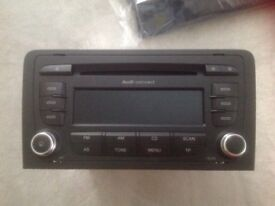Audi stereo CD player excellent condition £90 ono