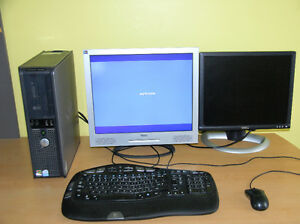 Dell Optiplex 620 Computer set with Monitor for Sale  Great comp Cambridge Kitchener Area image 3