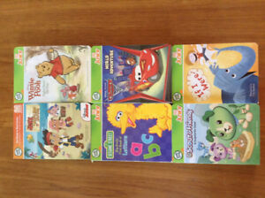 Leapfrog Tag Junior Readers, Case and books