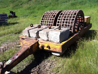 HYSTER GRID ROLLER PULL TYPE PACKER