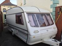 Sterling Eccles Elite 14.2 SE Caravan