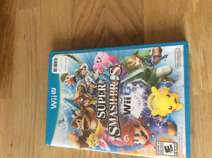 Smash 4 Wii u