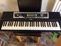 Yamaha YPT 210 keyboard