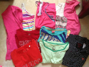 Girl 10-12 yrs old clothes (lots)