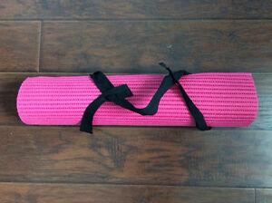 Exercise mat / yoga mat