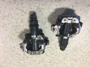 Shimano PD‑M520 SPD Clipless Pedals