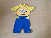 Next minion swim suit