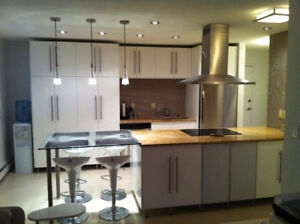 FOR RENT - MODERN 2 BEDROOM CONDO - DOWNTOWN