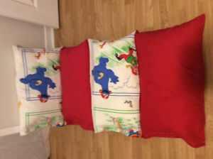 PILLOW BEDS ($40 - 4 pillow). ($45 - 5 pillow)