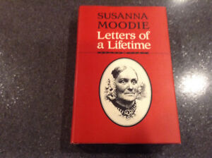 Susanna Moodie Letters of a Lifetime