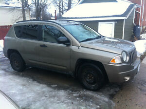 REDUCED - 2007 Jeep Compass
