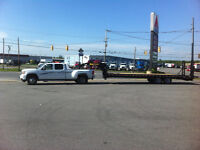 """Flatbed trailer service, """"Five Star"""" rated by 411 Services."""