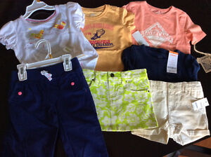 Small Lot of Clothes - All size 3, all new w/tags. **sold ppu**