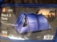 Hi gear Rock 5 tent