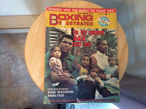 Vintage Boxing illustrated