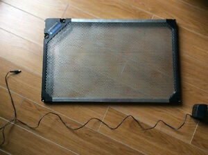 Tox Box electronic Furnace filter.