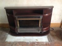 Electric fire cabinet