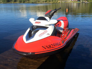 2007 RXT 215 Supercharged 3 seater Seadoo