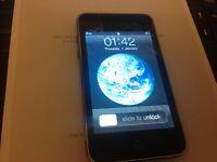Apple iPod 3rd generation 8gb black