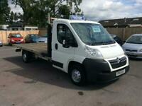 2013 Citroen Relay 2.2 HDi Chassis Cab 130ps CHASSIS CAB Diesel Manual