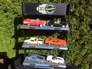 "NAPA Die Cast Model Car Collection 1/18"" scale"
