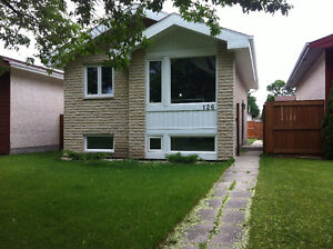 Beautiful house for rent in Transcona