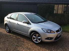 2008 Ford Focus 1.8 Zetec 5 Door Petrol