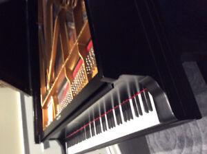 Hamburg Steinway and Sons model B for sale 16.5K in ivory keys