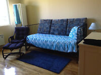 ROOM TEMPORARY IN PIERREFONDS - FOR 1 PERSON - ALL INCLUDED!!!
