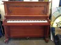 NICE PIANO FOR SALE.