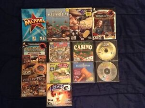 Computer Games - 2 for 1$
